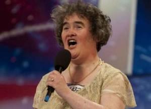 Susan Boyle, Pure Inspiration